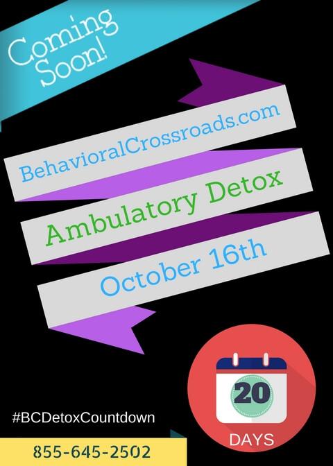 Ambulatory Detox Campaign 1